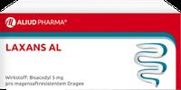 Aliud Laxans Al Dragees (100 Stk.)