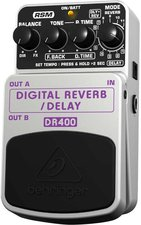 Behringer DR400 Digital Reverb/Delay