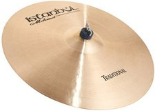 "Istanbul Mehmet Traditional 18 "" Crash Thin"