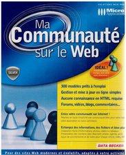 Micro Application Ma Communauté sur le Web (Win) (FR)