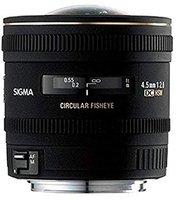 Sigma 4,5mm f2.8 EX DC HSM Pentax