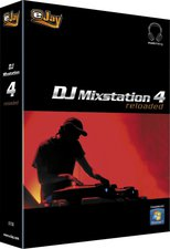 eJay DJ Mix Station 4 (Win) (DE)