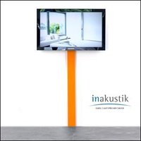 in-akustik AmbienTrack TV Kabelkanal (orange)