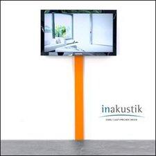 in-akustik AmbienTrack TV Kabelkanal (orange)