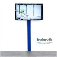 in-akustik AmbienTrack TV Kabelkanal (blau)
