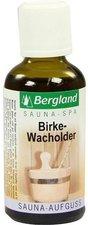 Bergland Sauna Aufguss Konzentrat Birke Wacholder (50 ml)