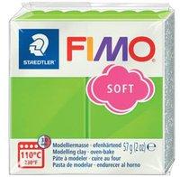 Fimo Soft Basisfarben apfelgrün 56g