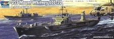 Trumpeter USS Mount Whitney LCC-20 (5718)