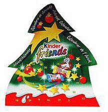 Ferrero Kinder Friends Adventskalender