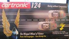 Cartronic 124 - Anschlußschiene + Gerade (32008)