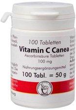 Canea Pharma Ascorbinsäure 100 mg Canea Tabletten (100 Stk.)