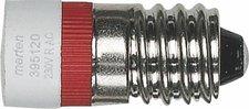Merten LED 395120 E10 Rot