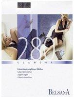 BELSANA Glamour 280den Strumpfhose lang S schwarz