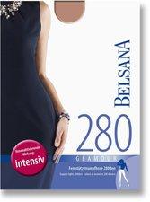 BELSANA Glamour 280den Strumpfhose lang S perle