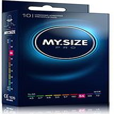 MySize 64 mm Gr. 6 Kondome (10 Stk.)