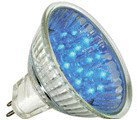 Paulmann LED 1W GU5.3 24° Blau