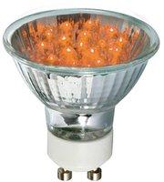 Paulmann LED 1W GU10 24 ° Orange