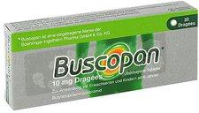 Kohlpharma Buscopan Dragees (20 Stk.)