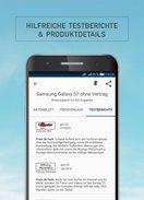 Android-App: Datenblatt & Testergebnisse