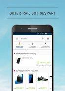 Android-App: Startseite