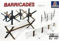 Italeri Barrikaden (0401)