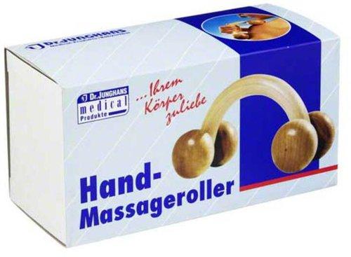 Dr. JUNGHANS Handmassageroller Holz (1 Stk.)