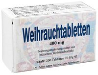 Bios Weihrauch 400 mg Tabletten 200 St