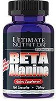Ultimate Nutrition BETA ALANINE (100 Stück)