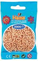 malte haaning Plastic Perlen 2000 Stück - beige