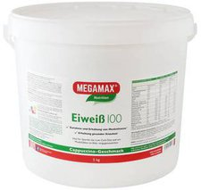 Megamax Eiweiss 100 Cappuccino Megamax Pulver 5000 G