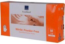 ABENA Handschuhe Nitril Medium Puderfrei 10 x 100 St