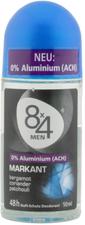 8x4 for Men Markant Deodorant Roll-on (50 ml)