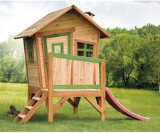 Axion Valley Spielhaus Robin