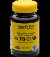 Nature's Plus Nutri-Genic Tabletten (90 Stk.)