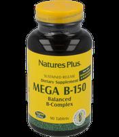 Nature's Plus Mega B-150 mg SR Tabletten (90 Stk.)