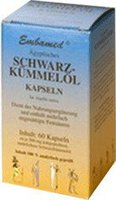 Hecht Pharma Schwarzkümmelöl Embamed Kapseln (60 Stk.)