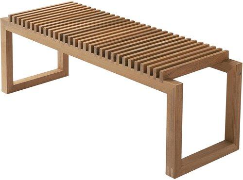 skagerak cutter teak bank 120 cm preisvergleich ab 597 60. Black Bedroom Furniture Sets. Home Design Ideas