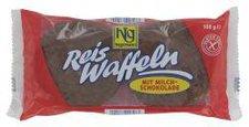 hig Hagemann Reiswaffeln mit Milchschokolade (100 g)