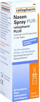 ratiopharm Nasenspray Pur Plus (20 ml) (PZN: 05041423)