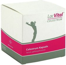 CPI Colostrum Products Colostrum Kapseln Lacvital (PZN 1886715)
