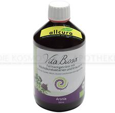 allcura Vita Biosa Aronia Kba Flüssig (500 ml)
