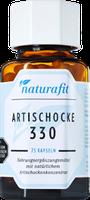 Naturafit Artischocke 330 Kapseln 75 Stk.