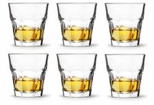 Libbey Rocks Whiskybecher 6er Set