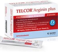 Quiris Telcor Arginin Plus Granulat (30 Stk.)