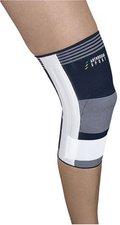 Arthroven arthrosan Knie-Bandage mit Klettband Velcrofixierung - blau S