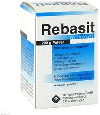 Welte Pharma GmbH Rebasit Mineral Pulver (200 g)