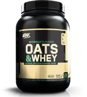 Optimum Nutrition 100% OATS & WHEY