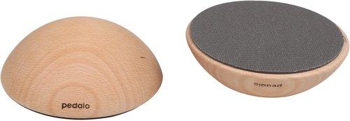 Holz-Hoerz Balance-Halbkugel
