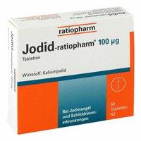 ratiopharm Jodid 100 µg Tabletten (50 Stk.)
