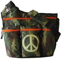 Diaper Dude Wickeltasche Camouflage Peace Bag